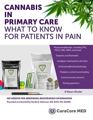 Cannabis in Primary Care Medicine thmbnail