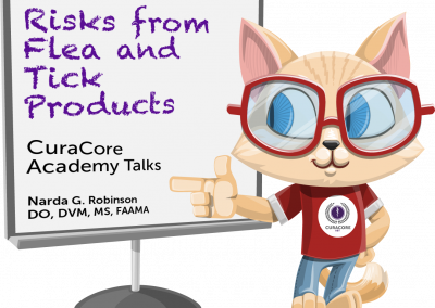 C.A.T – Episode 2. Risks From Flea & Tick Products