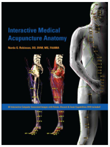 Interactive Medical Acupuncture Anatomy Cover