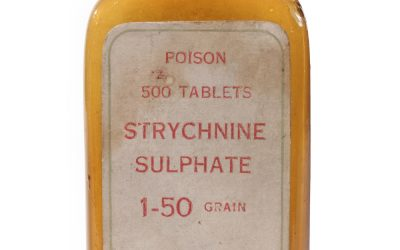 "You Asked:  ""Is Strychnos Strychnine?"""